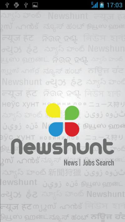 NewsHunt for Java - Opera Mobile Store