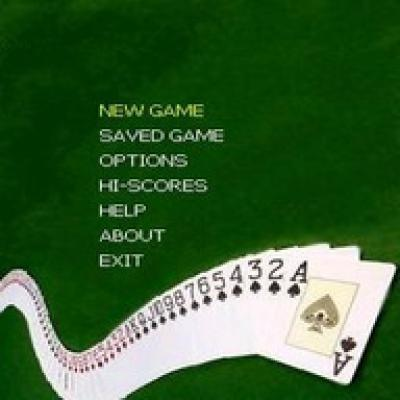 Spider Solitaire 240x320 for Java - Opera Mobile Store