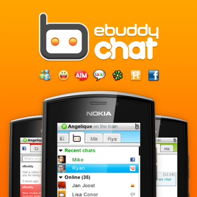 eBuddy Messenger for Java - Opera Mobile Store