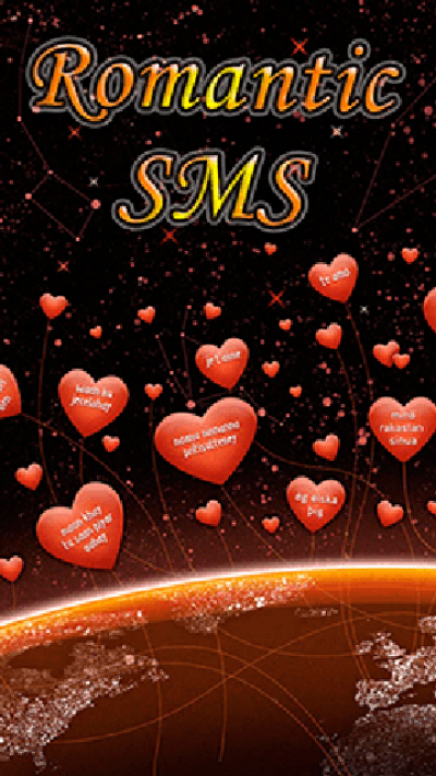 Romantic SMS for Java - Opera Mobile Store