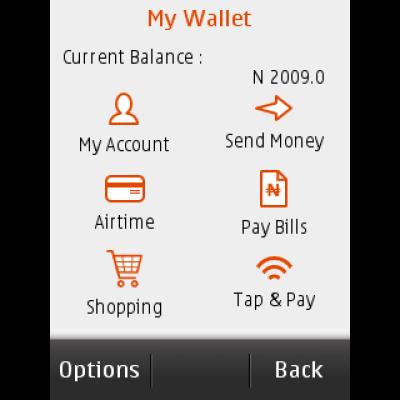 GTBank MobileMoney for Java - Opera Mobile Store
