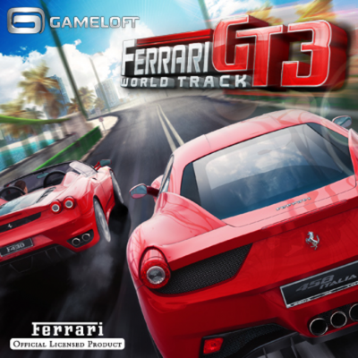 Ferrari GT 3: World Track for Java - Opera Mobile Store