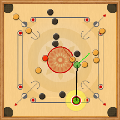 Carrom java game download for free on phoneky.