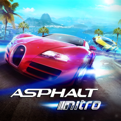 Asphalt Nitro for Java - Opera Mobile Store