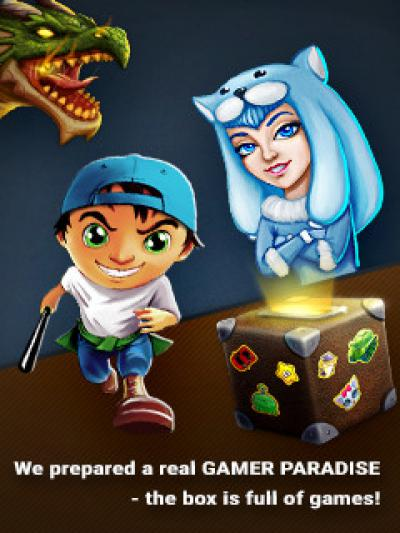 Shake The Game: Magic Java Games Box For FREE for Java
