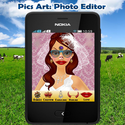 Pics Art: Photo Editor for Java - Opera Mobile Store