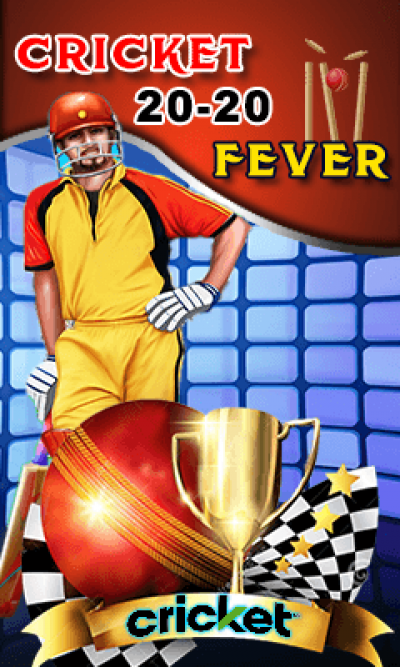 CRICKET 20-20 FEVER for Java - Opera Mobile Store