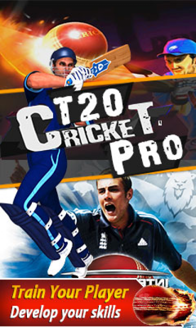 T20 CRICKET Pro for Java - Opera Mobile Store