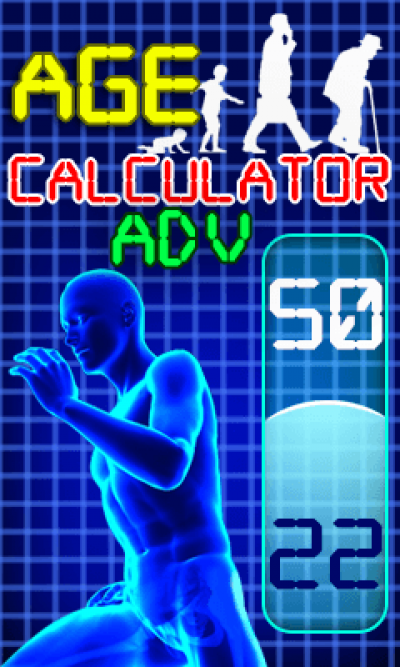 AGE CALCULATOR ADV for Java - Opera Mobile Store