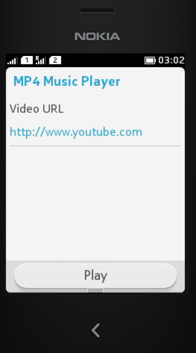 MP4 Music Player for Java - Opera Mobile Store