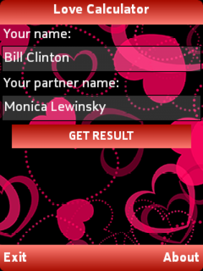 love match java application download