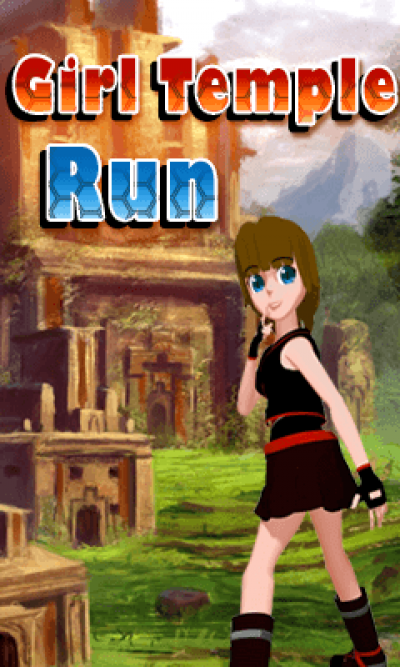 Girl Temple Run for Java - Opera Mobile Store