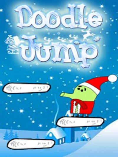 Doodle Jump for Java - Opera Mobile Store