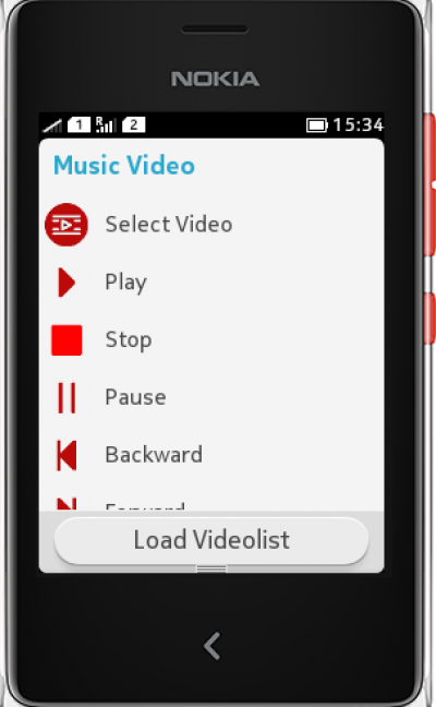 Video Player for Java - Opera Mobile Store