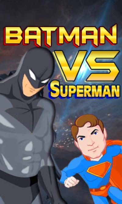 BATMAN VS SUPERMAN for Java - Opera Mobile Store