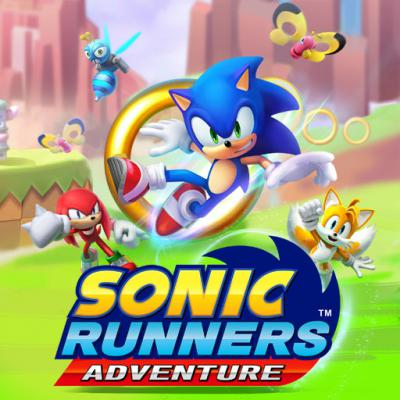 Sonic Runners Adventure for Java - Opera Mobile Store