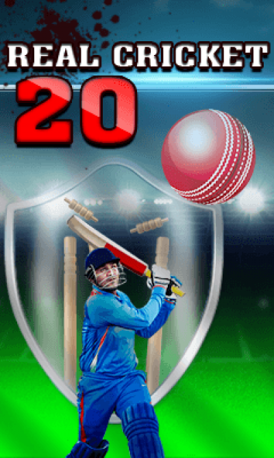 REAL CRICKET 20 for Java - Opera Mobile Store