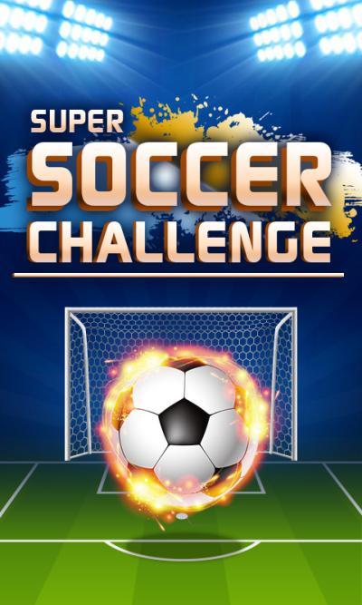 Super Soccer Challenge Free For Java Opera Mobile Store